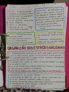 Study Organization, Studyblr, Study Notes, Study Motivation, Student Life, Knowledge, Notebook, Bullet Journal, Teacher