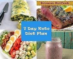 7 Day Ketogenic Diet Menu & Keto Meal Plan #ketogenicdietmenu #ketogenicdietplan #ketogenicdiet