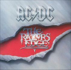 AC/DC - The Razor's Edge (CD)