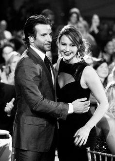 Bradley Cooper & Jen
