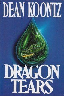 Dragon Tears by Dean Koontz (1993, Hardcover)