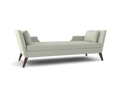 THE SANDRA NAPPER - DOUBLE CHAISE | Plum Furniture