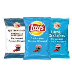Check out this great Canadian flavour: The Longest Flavour Allowedd inspired by Western Canada in Lay's® #DoUsAFlavourCanada. Find out which flavour will represent each region this August! Lays.ca/Flavour