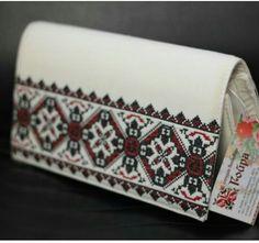 Cross Stitch Needles, Cross Stitch Charts, Embroidery Bags, Embroidery Patterns, Cross Stitching, Cross Stitch Embroidery, Bargello Needlepoint, Palestinian Embroidery, Crochet Christmas Ornaments