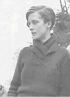 Annemarie Schwartzenbach: un efebo, androgina semplicemente unica.