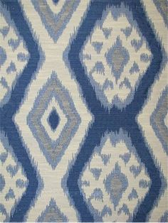 "Rigi Ink - Thom Filicia Fabric by Kravet Fabric - 42% cotton/38% poly/20% rayon up the roll jacquard pattern. 9.5 X 9"" repeat. Perfect for drapery or upholstery fabric"
