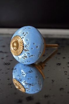 Ceramic Candy Coloured Knobs--- I want to wear these myself, great pendant!