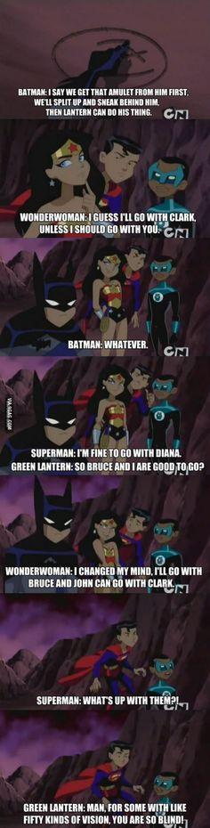 Justice League kids