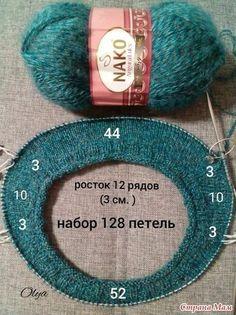 Åååh Det Her Bliver Godt 🧡 Teststrik Fo - Diy Crafts - maallure Baby Knitting Patterns, Knitting Stiches, Knitting Charts, Easy Knitting, Knitting Designs, Knitting Needles, Diy Crafts Knitting, Knitting Projects, Tricot Facile
