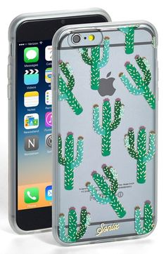 Sonix+'Clear+Cactus'+iPhone+6+Case+available+at+#Nordstrom