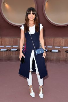 Miroslava Duma Photos - Miroslava Duma attends the Dior Croisiere 2016 at Palais Bulle on May 11, 2015 in Theoule sur Mer, France. - Dior Croisiere 2016 at Palais Bulle in French Riviera