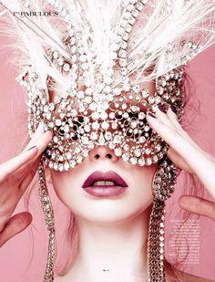 look of love - first magazine by Philipp Jelenska, via Behance