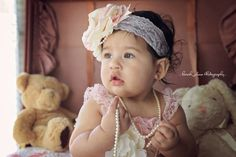 Vintage - child photography - natural lighting