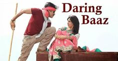 Poster Of Daring Baaz (2013) Full Movie Hindi Dubbed Free Download Watch Online At all-free-download-4u.com