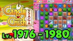 Candy Crush Saga - Level 1976 - 1980 (1080p/60fps)