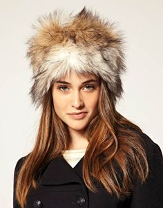 If anyone sees one of these Russian Hats for sale...tell me. NEED ONE IN THIS WEATHER!!!!!x