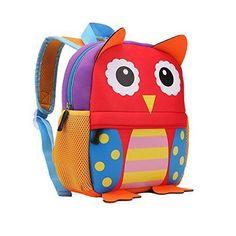 Cute Cartoon Zoo Little Kids' Backpack-Bags for Pre-school Boys & Girls School Bags For Kids, School Boy, Kids Bags, Pre School, Kids Backpacks, School Backpacks, Toddler Travel, Mk Handbags, Travel Gifts