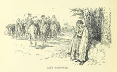 Image taken from page 150 of 'A Plunge into the Sahara. An adventure of to-day ... With illustrations by P. Crampel'   by The British Library