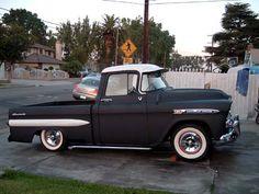 1959 Chevy Apache Fleetside Shortbed
