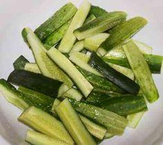 Szódavízzel készül a különleges hamis savanyú uborka! - Zöld Újság