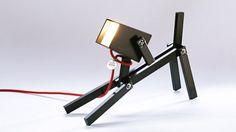 Luminose Lamp par Zimmerer and Lente