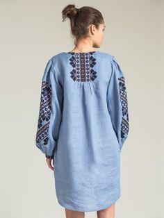 Жіноче плаття ME1 – купити ручну роботу по найкращій ціні від ЕтноДім