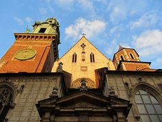 Royal Archcathedral Basilica of Saints Stanislaus and Wenceslaus on the Wawel Hill - Kraków