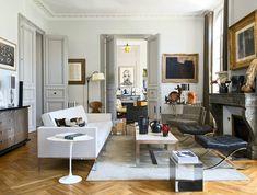 Modern interiors captured by Germain Suignard