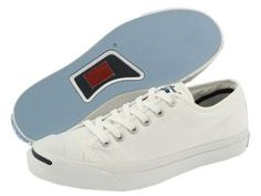 huge discount df1f2 62836 White sneakers. Jack Purcell by ila