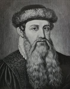 Johannes Gensfleisch zur Laden zum Gutenberg was a German blacksmith, goldsmith, printer, and publisher who introduced printing to Europe. His introduction of mechanical movable type printing to Europe started the Printing Revolution and is widely regarded as the most important invention of the second millennium, the seminal event which ushered in the modern period of human history. It played a key role in the development of the Renaissance, Reformation, the Age of Enlightenment, and the ...