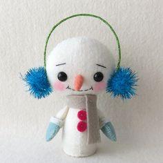 Basil - Snowbie Pattern Kit