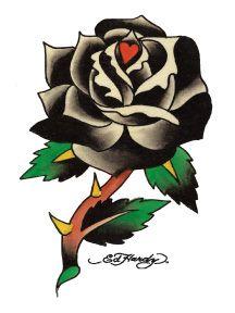 - Christian Audigier and Ed Hardy Photo - Fanpop Mini Tattoos, Tattoos Skull, Rose Tattoos, Flower Tattoos, Body Art Tattoos, Tatoos, 13 Tattoos, Tattoo Art, Ed Hardy Tattoos