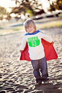 Childrens SUPER HERO Cape - Blank REVERSIBLE hero cape for boy or girl - birthday gift - super hero party favors