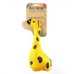 Beco Hundleksak med pip, Giraff i gruppen Hundleksaker hos Dogmania (607002)