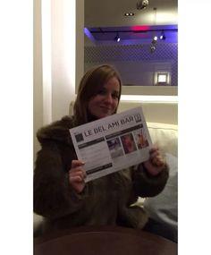 """Nossa editora de moda sênior @ritalazzarotti aproveita os últimos minutinhos no hotel #BelAmi onde ela ficou hospedada todos esse dias para tomar um cafezinho e voltar para o Brasil cheia de energia afinal amanhã tem #PrêmioGeraçãoGlamour. Então... """"Au revoir Paris!"""". #glamournapfw #pfw #glamourviaja #glamournaestrada  via GLAMOUR BRASIL MAGAZINE OFFICIAL INSTAGRAM - Celebrity  Fashion  Haute Couture  Advertising  Culture  Beauty  Editorial Photography  Magazine Covers  Supermodels  Runway…"""