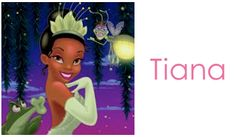 Tiana - Tiana is our southern princess and she made waves in 2009 by becoming the first African American Disney princess, and frankly, it was about time. For your charming New Orleans wedding choose lots of green details, vintage accessories, and a southern style home. - See Next pin.
