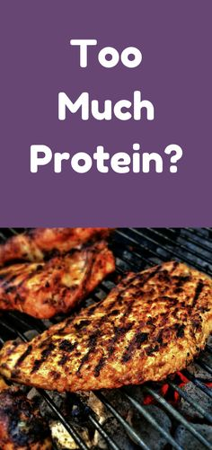 If you think you need to eat more protein, you probably don't.  In fact, you may be eating too much.