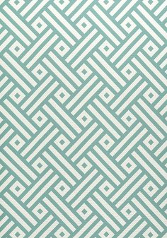 PARTERRE, Spa Blue, W80332, Collection Calypso from Thibaut