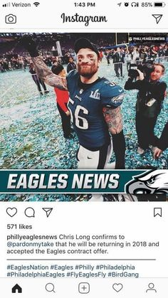 410 Best Fly Eagles Fly Images On Pinterest Fly Eagles Fly Go