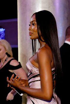 Naomi.  Classic Black Girl Magic.