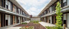 Gestapelte Raummodule: Studentenwohnheim bei Barcelona - DETAIL.de - das Architektur- und Bau-Portal