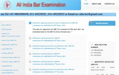 AIBE Registration 2021 (Date Extended)- AIBE XVI Online Application Form Online Application Form, Online Form, Command And Control, Registration Form, Entrance Exam, Multiple Choice, Apply Online, Open Book, Study Materials