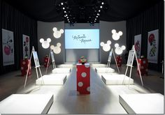 Minnie Mouse Gives Her Inspiration For Toronto Fashion Week Mercedes-Benz Start Up Competition