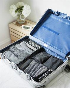 Travel: 6 Packing Hacks