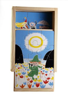 we might need another moomin puzzle