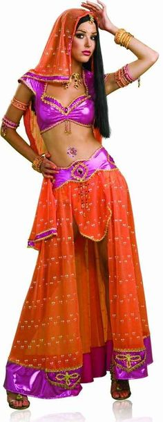 Beautiful Bollywood / Belly Dancer Costumes