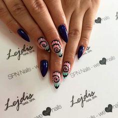 SPN UV LaQ 607 Baby mint, 614 Miss wanted, 659 Illusion Nails by Alesia, Lejdis, SPN Team Zielona Gora #spnnails #UVLaQ #GelLaQ #uvgel #instanails #instamani #paznokcie #paznokciehybrydowe #paznokciezelowe #manicure #mani #nails2inspire #nailswag #nailsmakeus #nailsoftheday #nailaddict #nailjunkie #nailstagram #nailsmaster #nails4yummies #nailfashion #nailporn #naildesign #nailart #nails