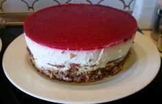 Sandy's Kitchendreams: Himbeer-Joghurt-Torte