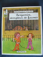 Petite Abeille 19 EO Benjamin dompteur de fauves Danblon Mandelbaum Will