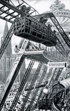 https://flic.kr/p/7dQ5Rq | 1905-aerial train |  ( all images-click for larger sizes )